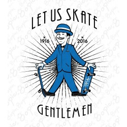 Skate gentlemans